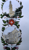 City of Bath. Panel for Mayor's Parlour (detail)