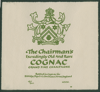 Cognac label for Eldridge, Pope